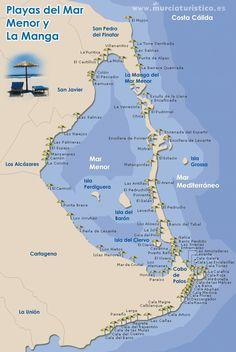 La Manga del Mar Menor Spanish House, Mediterranean Sea, Mexico Travel, Alicante, Cabo, Valencia, Seaside, Matka, Keys
