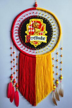 Harry Potter Gift - Gryffindor House Crest - Hogwarts Wall Art Decor - Hanging F., DIY and Crafts, Harry Potter Gift - Gryffindor House Crest - Hogwarts Wall Art Decor - Hanging Fan Birthday Party Gi. Cosplay Harry Potter, Deco Harry Potter, Décoration Harry Potter, Harry Potter Bedroom, Harry Potter Birthday, Harry Potter Characters, Harry Potter Universal, Harry Potter Wall Art, Harry Potter Bracelet