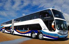 Monster Articulated / Double Decker | Flickr - Photo Sharing! Rv Truck, Big Rig Trucks, Cool Trucks, Motorhome, Rv Bus, School Bus Camper, Service Bus, Luxury Bus, Road Train