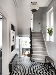 Create the perfect warm and welcoming hallway with these key ideas