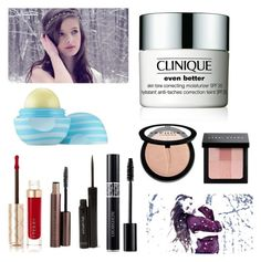 """Winter Beauty"" by dreamingdaisy ❤ liked on Polyvore featuring beauty, Clinique, Eos, By Terry, Laura Mercier, shu uemura, Christian Dior, Sephora Collection and Bobbi Brown Cosmetics"