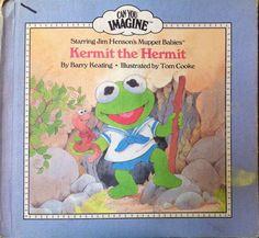 Muppet Babies Kermit The Hermit by Lonestarblondie on Etsy, $4.00