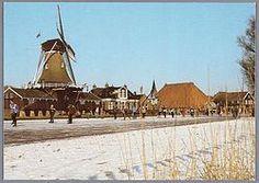 1986, bij Woudsend