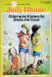 judy blume otherwise known as sheila the great book report Otherwise known as sheila the great judy blume snippet view - 1972 otherwise known as sheila the great judy in a five-book series about peter, fudge, and sheila.