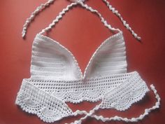 2015 Spring summer crochet bustier - bikini top - swimsuit women 2015 beachwear - white bustier. Crochet bikini top bikini swimsuit women swimwear beachwear summer ReyyanCrochet  crochet bustier very beautiful summer accessory for women! perfect for beach and the summer fashion accessories ! – they all look fabulous!  Perfect with shorts & jeans & skirt  %100 COTTON YARN !!!!!!! High quality yarn !and hypoallergenic yarn!!!!!!!!!!!!! microfiber yarn!!! Sizes available:XXS, XS, S, M, L ,XL…