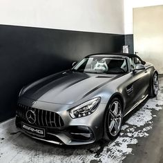 """977 Likes, 4 Comments - Mercedes Amg Supercars (@amgbuzz) on Instagram: """"Describe your Dream AMG GT C Roadster below⤵⤵ -->FOLLOW @AmgBuzz for More<-- • [©Photo Credits:…"""""""
