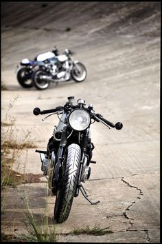 motorcycle - Cafe Racer