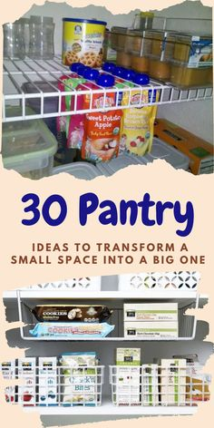 Kitchen Organization Pantry, Home Organization Hacks, Pantry Ideas, Kitchen Pantry, Organization Ideas, Storage Ideas, House Cleaning Tips, Spring Cleaning, Pantry Essentials
