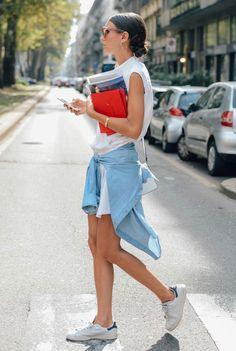 Los tenis de Adidas by Stan Smith son los elegidos de muchas bloggers, actrices y modelos. Te mostramos los distintos outfits que puedes armar con estos tenis y el nuevo modelo del ex tenista que te va a encantar.