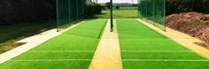 Synthetic Cricket Wicket Surface | Artificial ECB Cricket Wicket Surfacing : Artificial Grass & Synthetic Turf
