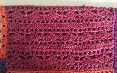 Blokhulp met Sigeunertop-patroon – A HankiDori Day Crochet Fashion, Crochet Top, Crochet Patterns, Blanket, Pullover, Gypsy, Pastel, Blouse, Crochet Batwing Tops