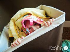 Turn your laundry into a system, not an asylum howdoesshe.com #laundrytips #laundry