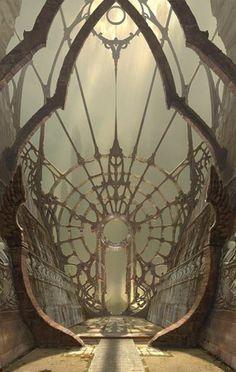 12 art nouveau architecture interior Savvy Ways About Things Can Teach Us Amazing Architecture, Architecture Details, Art Nouveau Architecture, Classical Architecture, Art And Architecture, Fantasy World, Fantasy Art, Art Deco, Art Moderne