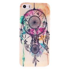 Dreamcatcher Pattern PC  Hard Case for iPhone 5/5S – USD $ 2.99