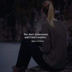 Quotes 'nd Notes — You don't understand, and I can't explain. Hurt Quotes, Girly Quotes, Mood Quotes, Attitude Quotes, Life Quotes, Qoutes, Badass Quotes, Quotes And Notes, Heartfelt Quotes