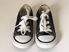 8e22229efb7 Converse Kids  Chuck Taylor All Star Canvas Low Top Sneaker Toddler US size  4