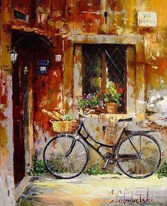 Pintura bici