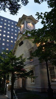 札幌市時計台 (Sapporo Clock Tower) in 札幌市, 北海道