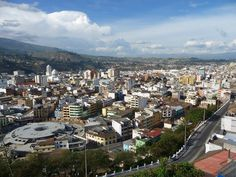 Lindo #Ecuador Ambato