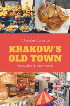 Krakow, Poland has a wide variety of different foods to offer, and eating like a local is very easy, accessible and affordable. Here are some of my favourites.
