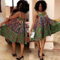 Dazzling, Dashing Ankara Styles For The Week (Photos) - iFashy African Inspired Fashion, Latest African Fashion Dresses, African Print Dresses, African Print Fashion, African Dress, African Attire, African Wear, African Women, Ankara Stil