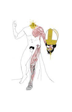 Anatomy of the Saints - San Dionigi