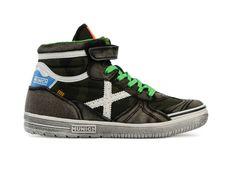 gave Munich Sneakers Kinderen (Grijs)