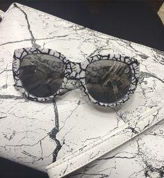 quay australia st capri marble sunglasses
