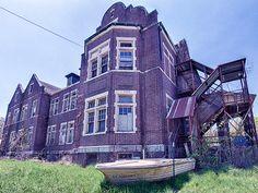 America's most haunted hospitals.