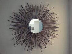 my tree branch mirror