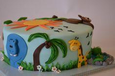 Jungle cake - Matokilicious