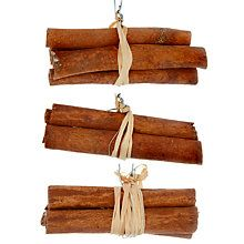 Cinnamon Sticks Tree Decoration