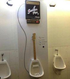 The key of pee?