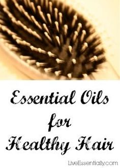Essential oils for dandruff, dry hair, oily hair, fragile hair, hair loss, and hair growth