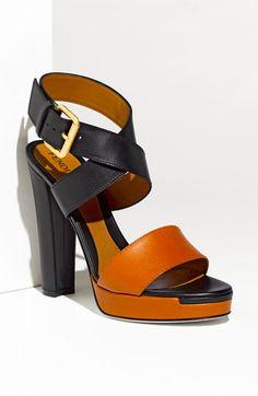 Fendi 'Respect' Sandal