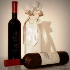 #AmorediVino @CastleOfAngels confezione #bottiglia singola #bianco #cuore #nastro #serigrafia personalizzata