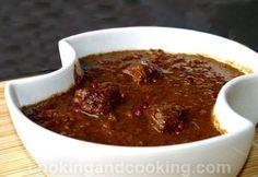 Fesenjoon (Persian Pomegranate Walnut Stew) Recipe