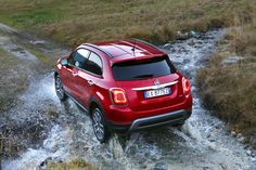 FIAT 500X LAUNCHED TO UK MEDIA IN TURIN - Press - Fiat Group Automobiles Press