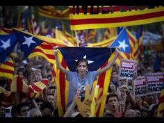 Catalonia is not Spain!Free Catalonia!Avanti ragazzi!