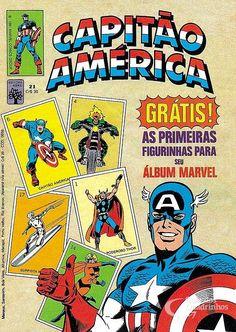 Capitão América n° 21/Abril | Guia dos Quadrinhos