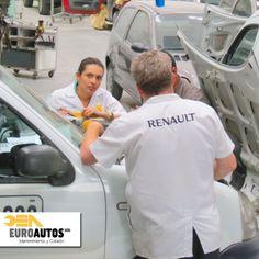 Hoy podría ser el momento ideal para venir a #Euroautos y dejarnos encargados de revisar algo tan importante como tus #frenos, ¿Hace cuánto no lo haces? #Renault #EuroAutos