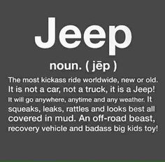 Jeep Life is the Best Life. Jeep Jk, Jeep Rubicon, Jeep Truck, Jeep Wrangler Unlimited, Jeep Wrangler Accessories, Jeep Accessories, Jeep Quotes, Jeep Wrangler Quotes, Jeep Sayings