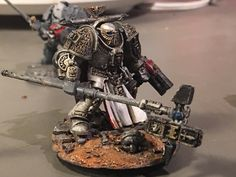 Warhammer 40k grey knights