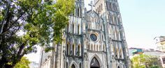 Find out: Hanoi Cathedral - A famous destination can not miss when coming to Hanoi