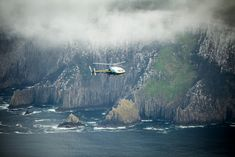 Experience the true rugged scenery of the Tasman Peninsula in this thirty-minute scenic flight showcasing some of the infamous sites in the region. We take you south past the Port Arthur Historic Site to the very end of Cape Pillar where some of the highest sea cliffs in the world stand tall. These cliffs frame …