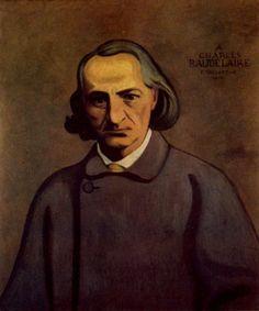 """FCBTC / 1902 - """"Portrait of Baudelaire"""" by Felix Vallotton"""