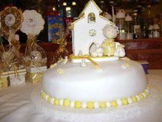 La torta que hizo la tia Rosana... riquísima y bien casera !!!