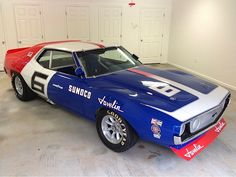 eBay Find Of The Day: '71 Javelin AMX Trans Am Tribute Car - StreetLegalTV