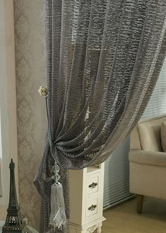 32 Best Voile Curtains Images Windows Living Room