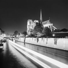 silverfineart-black-and-white-landscapes-paris-france-gerald-berghammer Fine Art Photography, Landscape Photography, Vintage Photography, Panorama Camera, Paris Black And White, Black And White Landscape, Pictures Online, Landscape Pictures, Berg